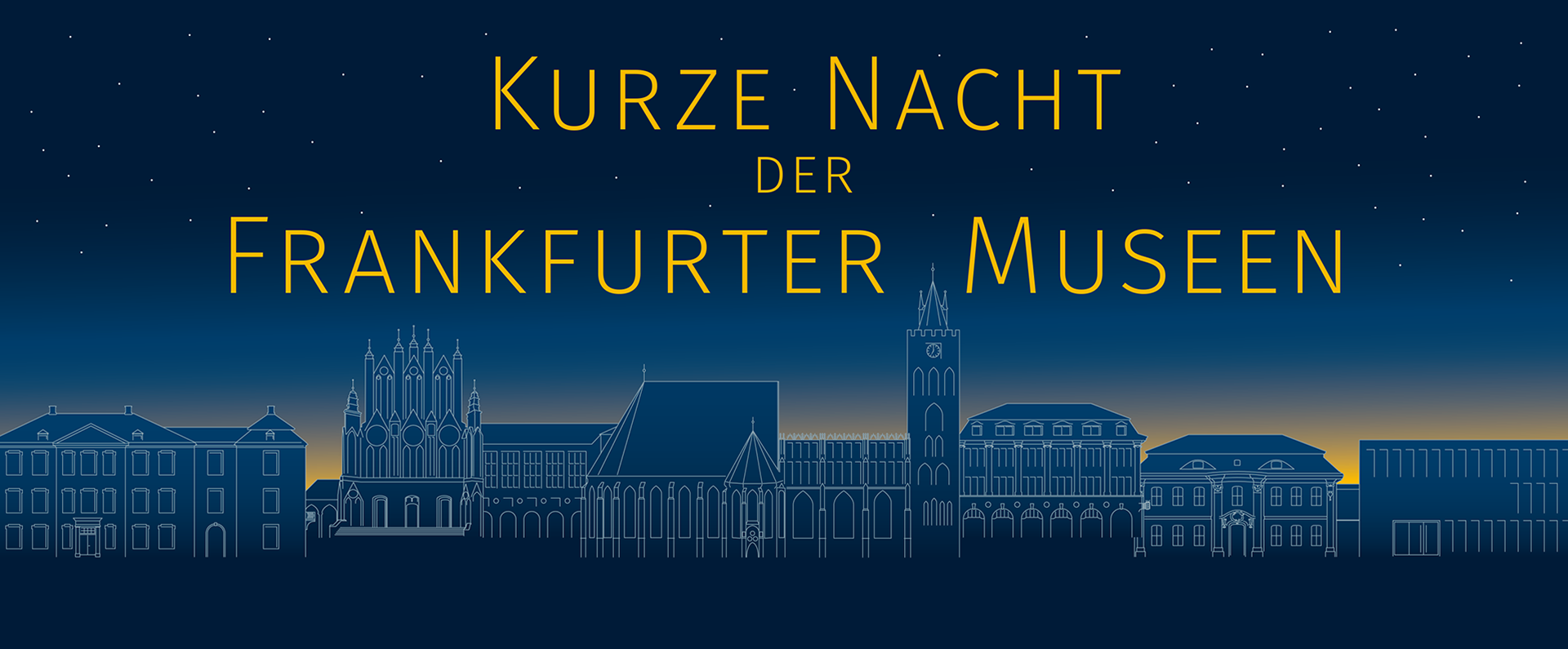 Kurze Nacht der Frankfurter Museen